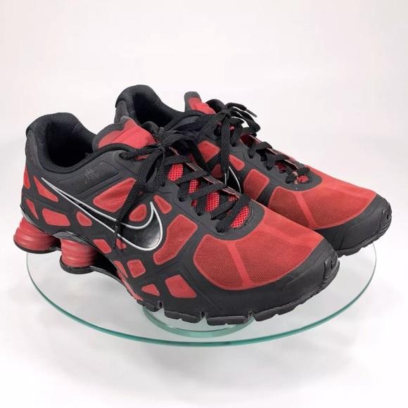Nike Shox Turbo 11 Mens Sneaker Shoes 454166-600. M 5ac99f875512fd1fa88a7bd1 3c1112be6